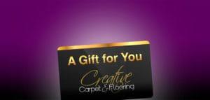 Creative Carpet & Flooring Referral Rewards Program