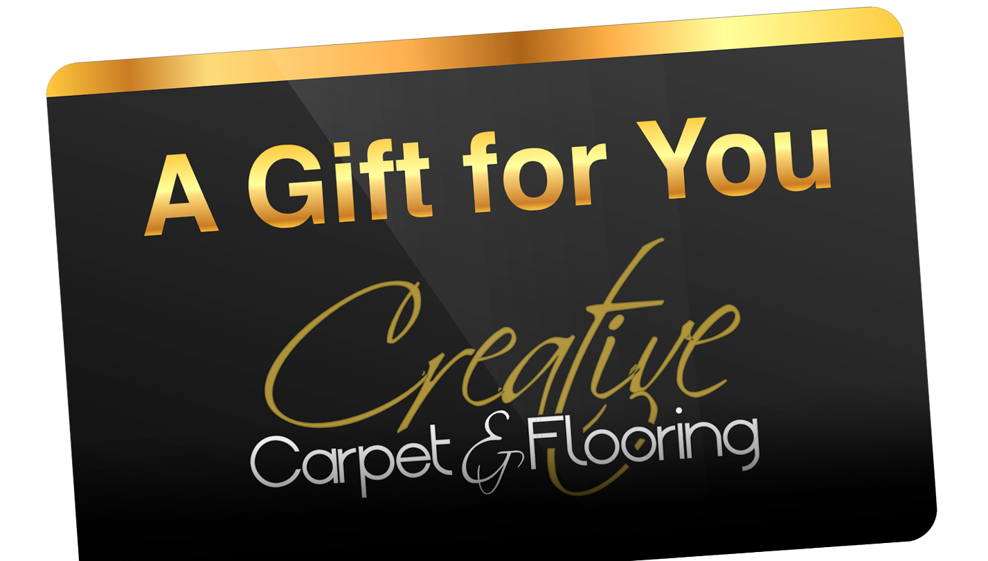 Creative Carpet Gift Card