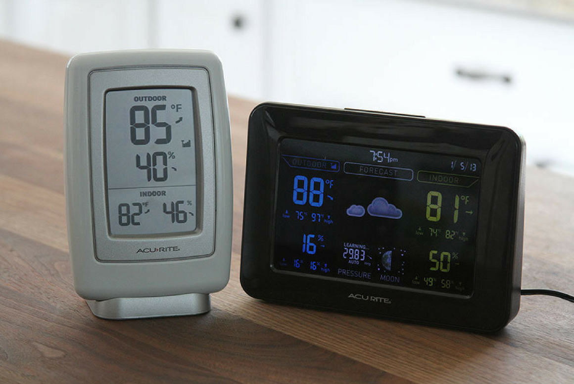 Thumbnail - Monitor humidity with an inexpensive hygrometer