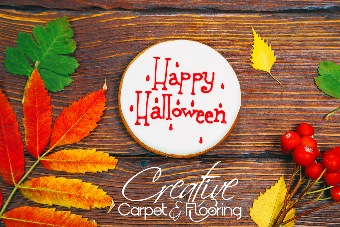 Thumbnail - Happy Halloween from Creative Carpet and Flooring
