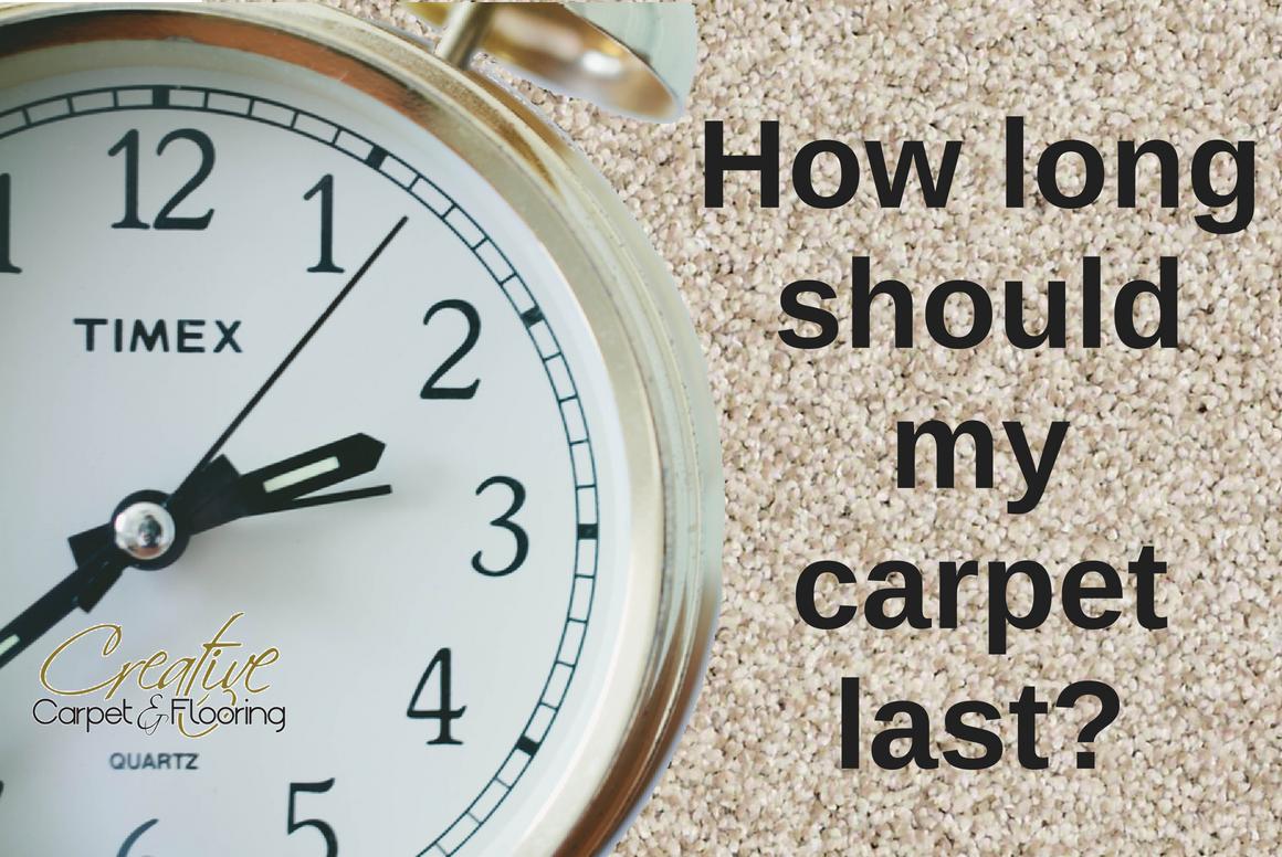 Thumbnail - How long should my carpet last