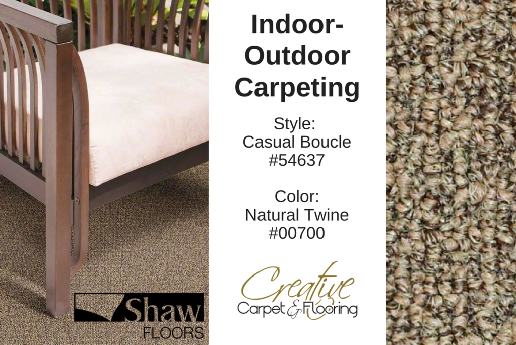 Indoor Outdoor carpet