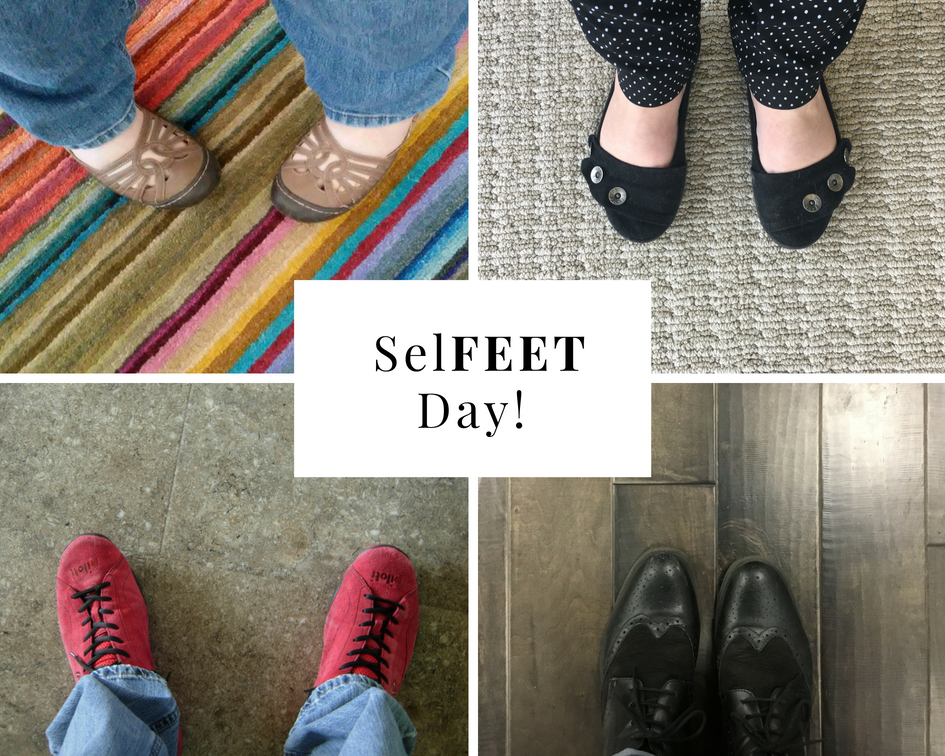 Thumbnail - National SelFEET Day