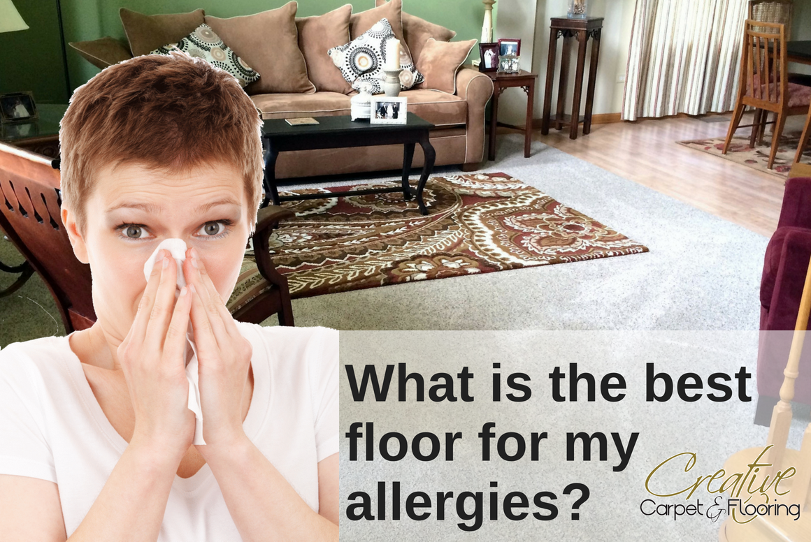 Thumbnail - What is the best floor for my allergies