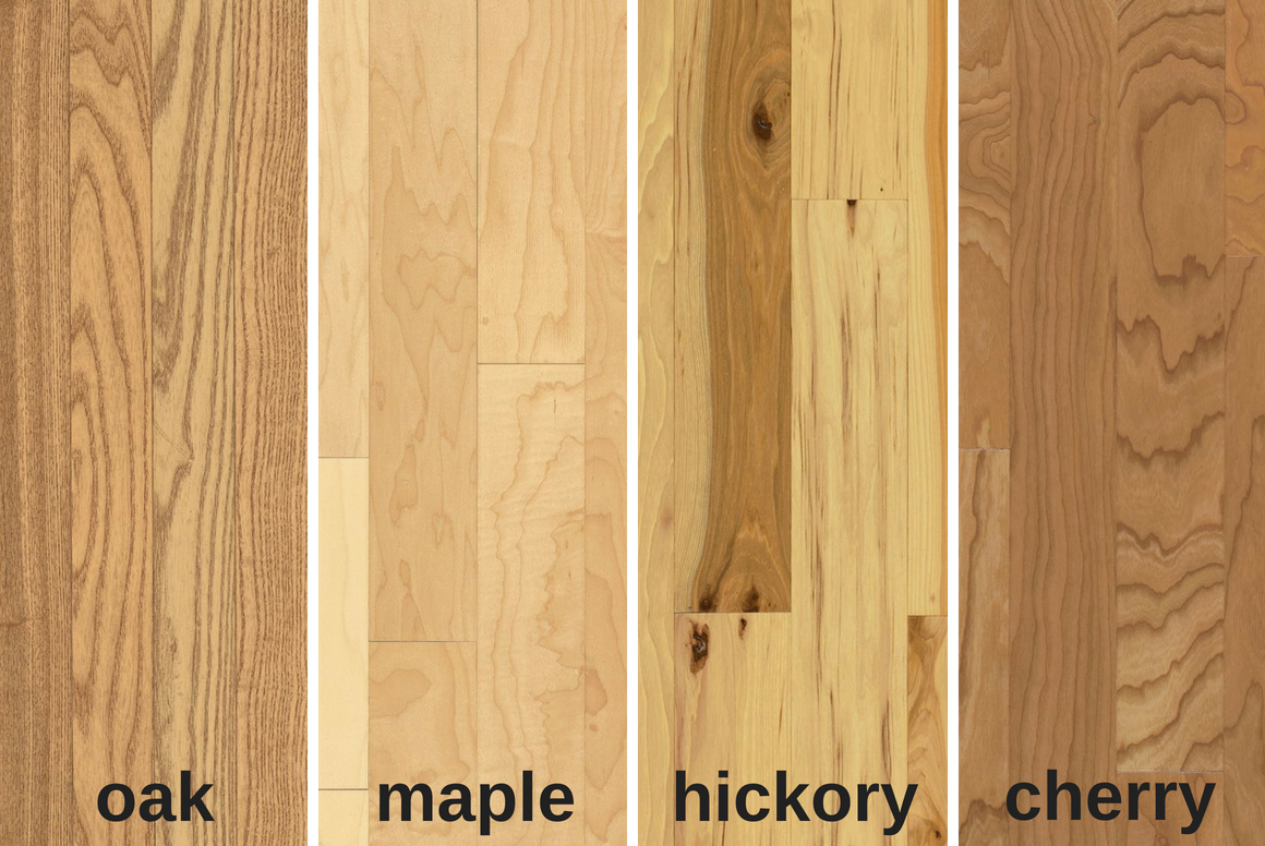 Thumbnail - Which wood floor species is right for me