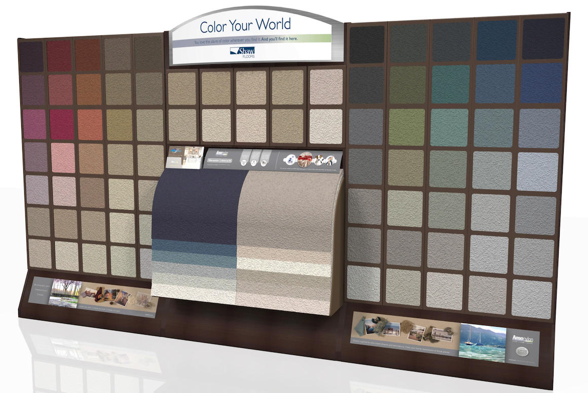 Transform a room using colors with our Anso Color Wall ...