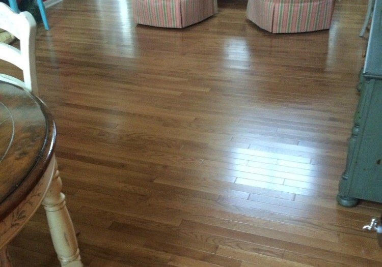 Creative Carpet & Flooring hardwood flooring project photo