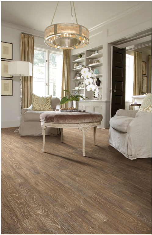 Shaw's Laminate in Belleview Chablis