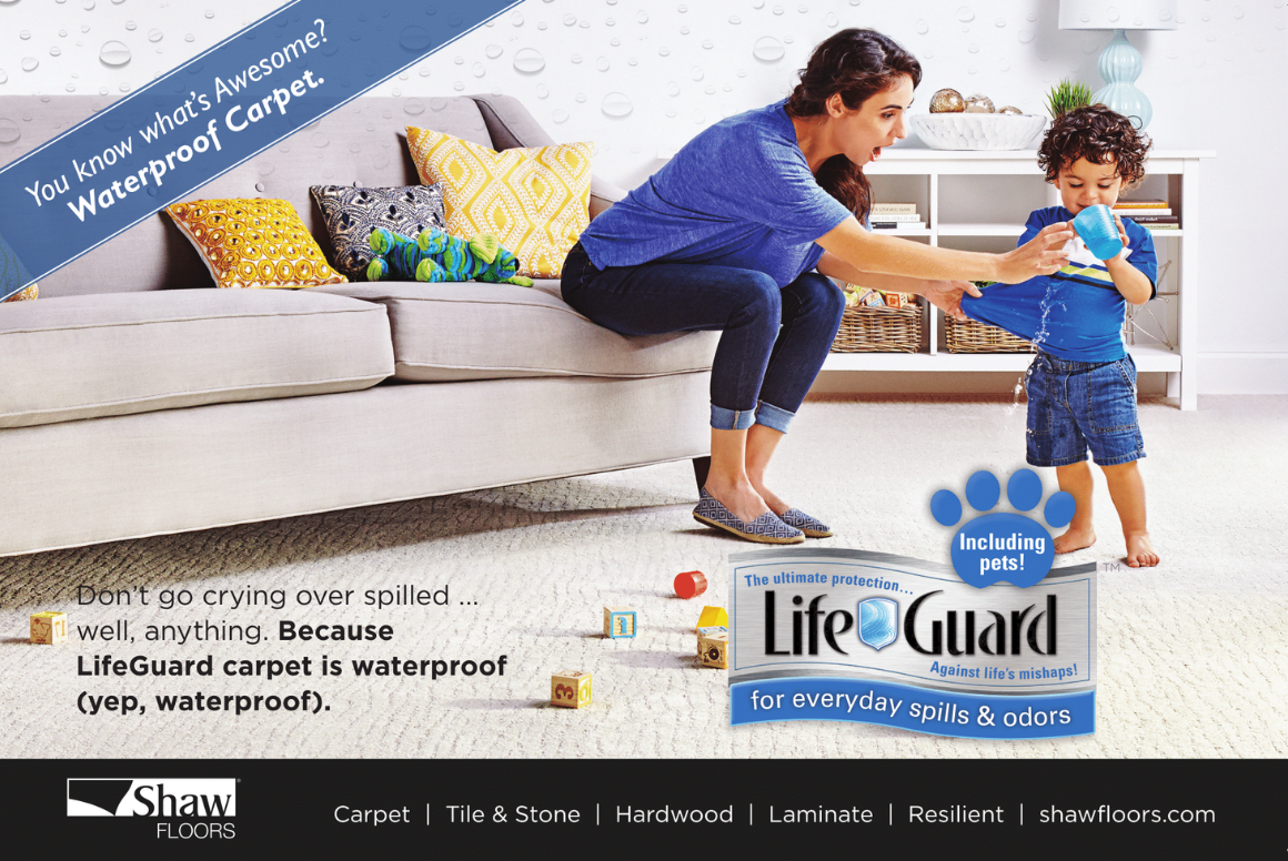 Kid Proof Flooring Making Life Easier For Families