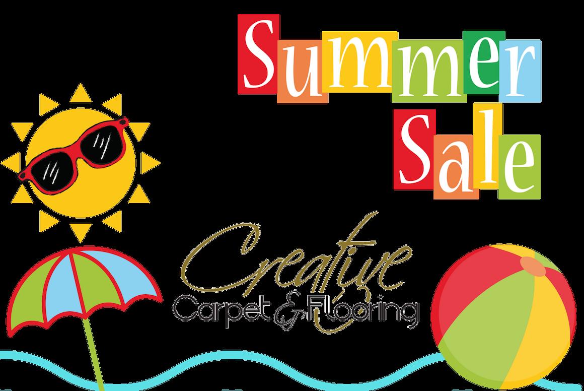 Finally Summer Flooring Sale