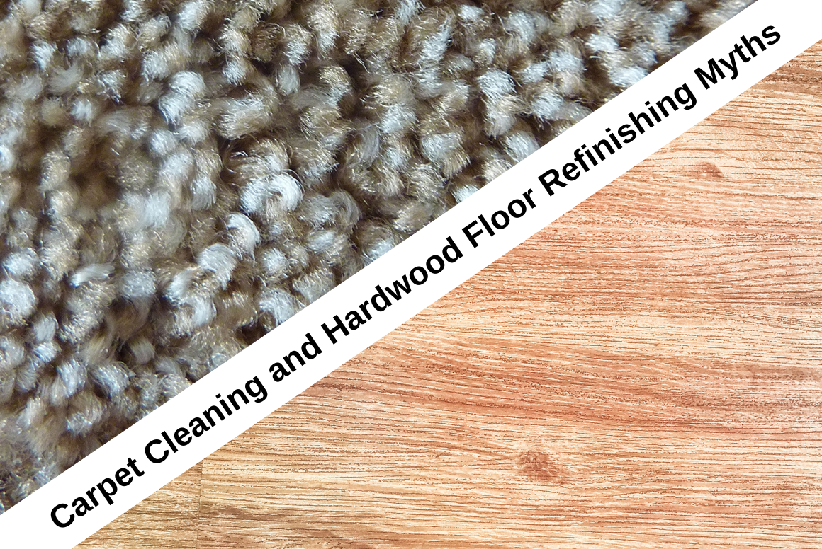 Thumbnail - Carpet Cleaning and Hardwood Floor Refinishing Myths