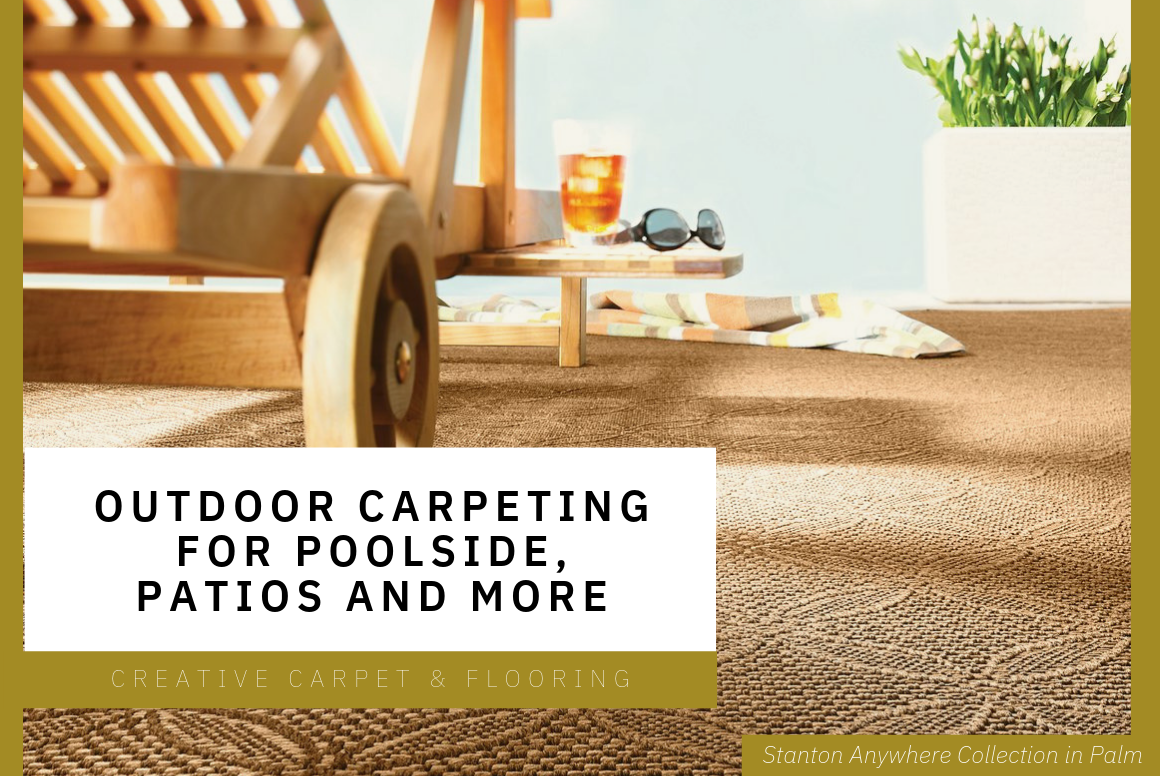 Outdoor Carpeting For Poolside, Patios and More