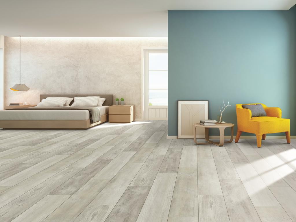 Shaw Luxury Vinyl Floorte Pro Cross-Sawn Pine in Salvaged Pine