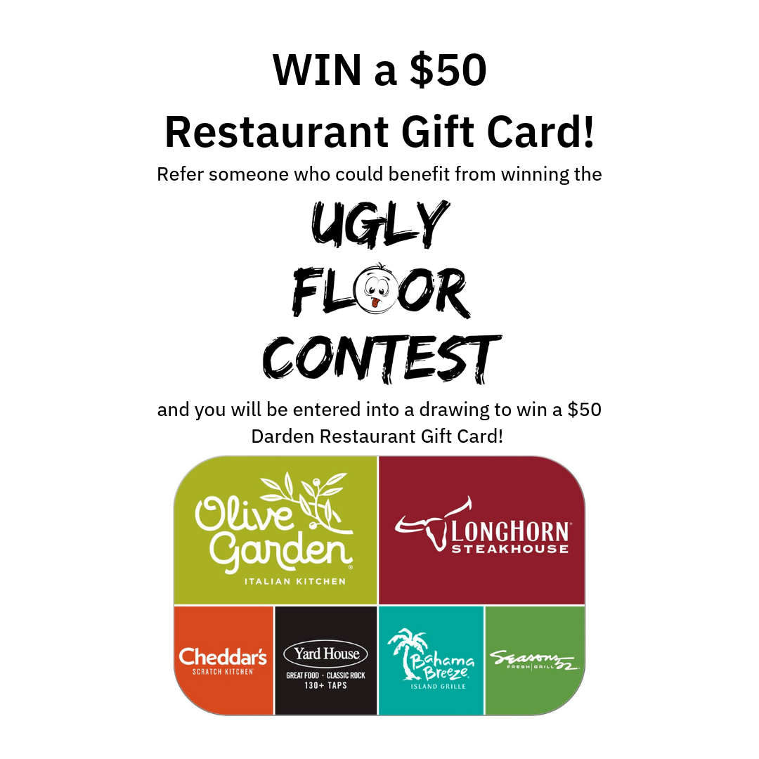 Win 50 Restaurant Gift Card