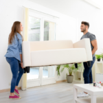 protect floor furniture moving