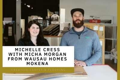 Thumbnail - Michelle Cress Micha Morgan Wausau Homes Mokena