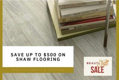 Thumbnail - Save Up to 500 on Shaw Flooring