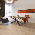 Brand: Mirage Hardwood Flooring | Style: Flair | Color: Maple White Mist
