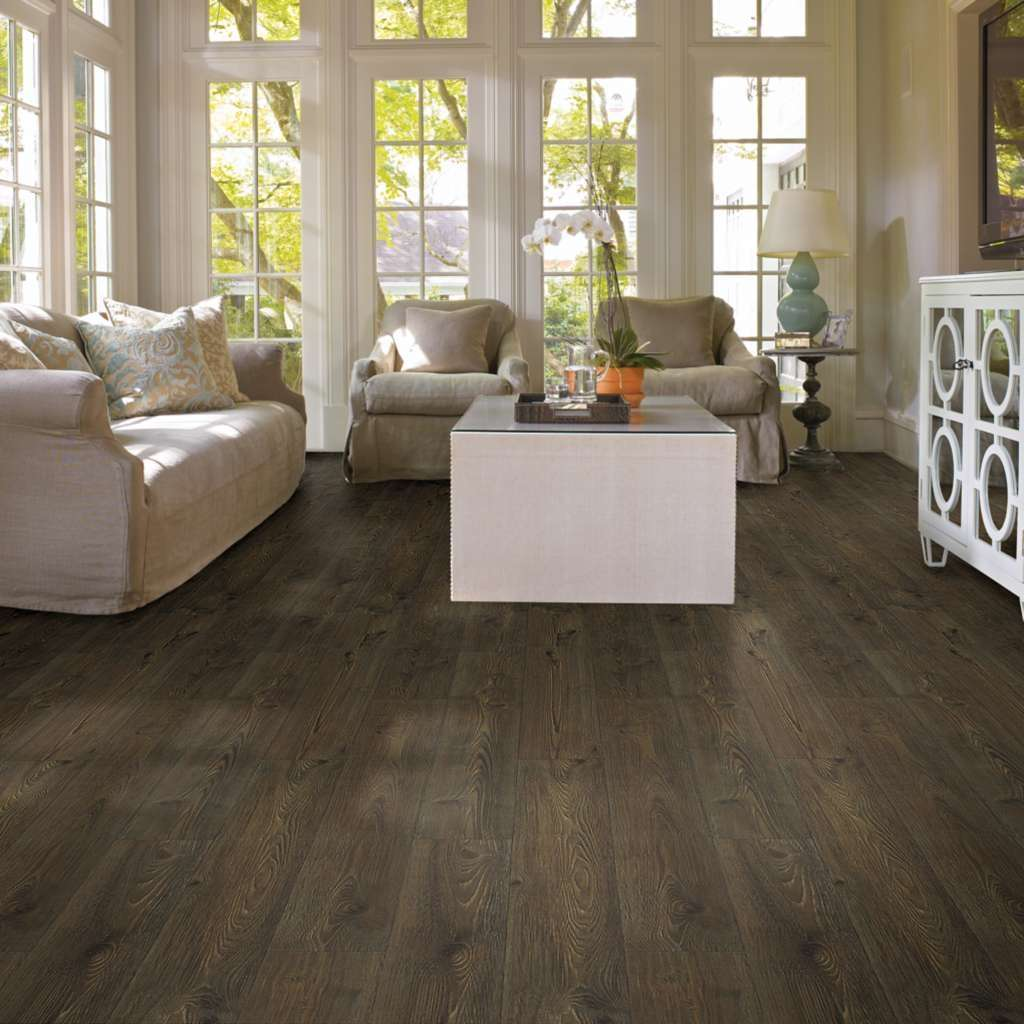 Brand: Shaw | Style: Anthem Plus Laminate | Color: Empire State Mind