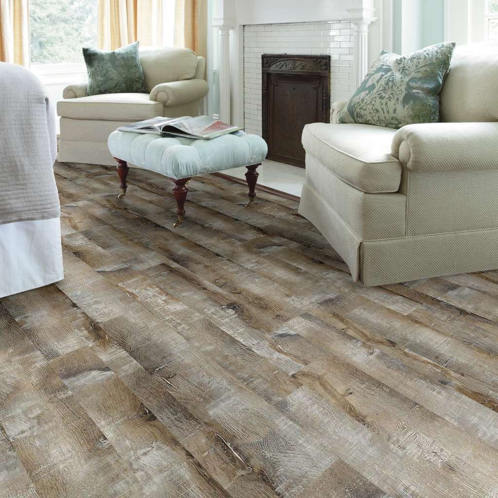 Brand: Shaw | Style: Manor Ridge Laminate | Color: Radical Rustic