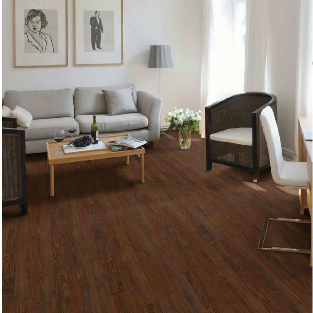 Brand: Shaw | Style: Piedmont Laminate | Color: Canyon