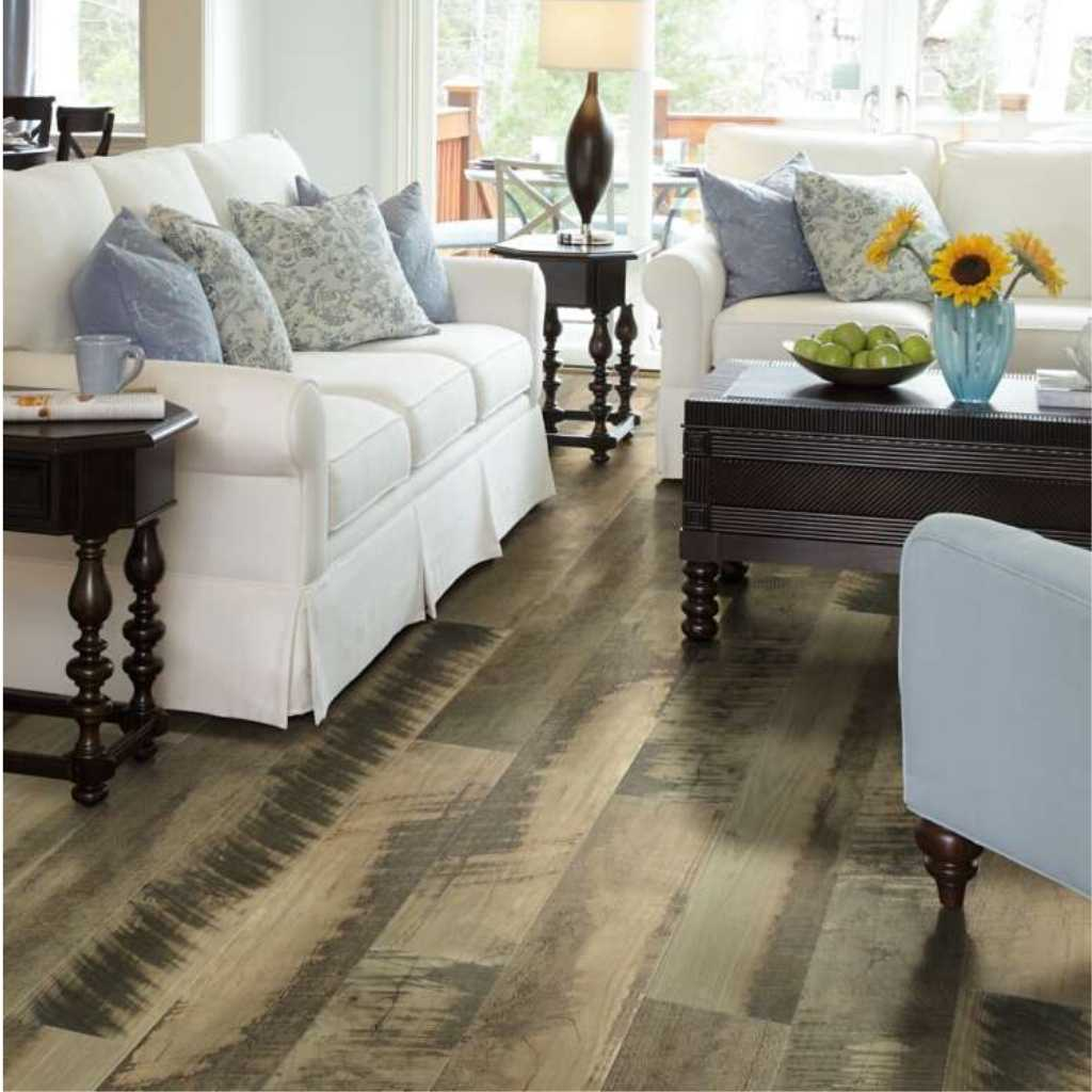 Brand: Shaw | Style: Port Royal Laminate | Color: Vineyard Taupe