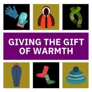 Give the Gift of Warmth to Homeless