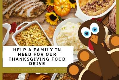 Thumbnail - Help a family in need for our Thanksgiving Food Drive