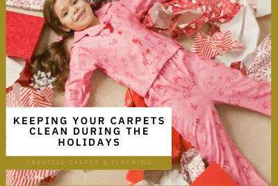 Keeping Your Carpets Clean During the Holidays