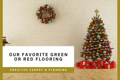 Thumbnail - Our Favorite Green or Red Flooring