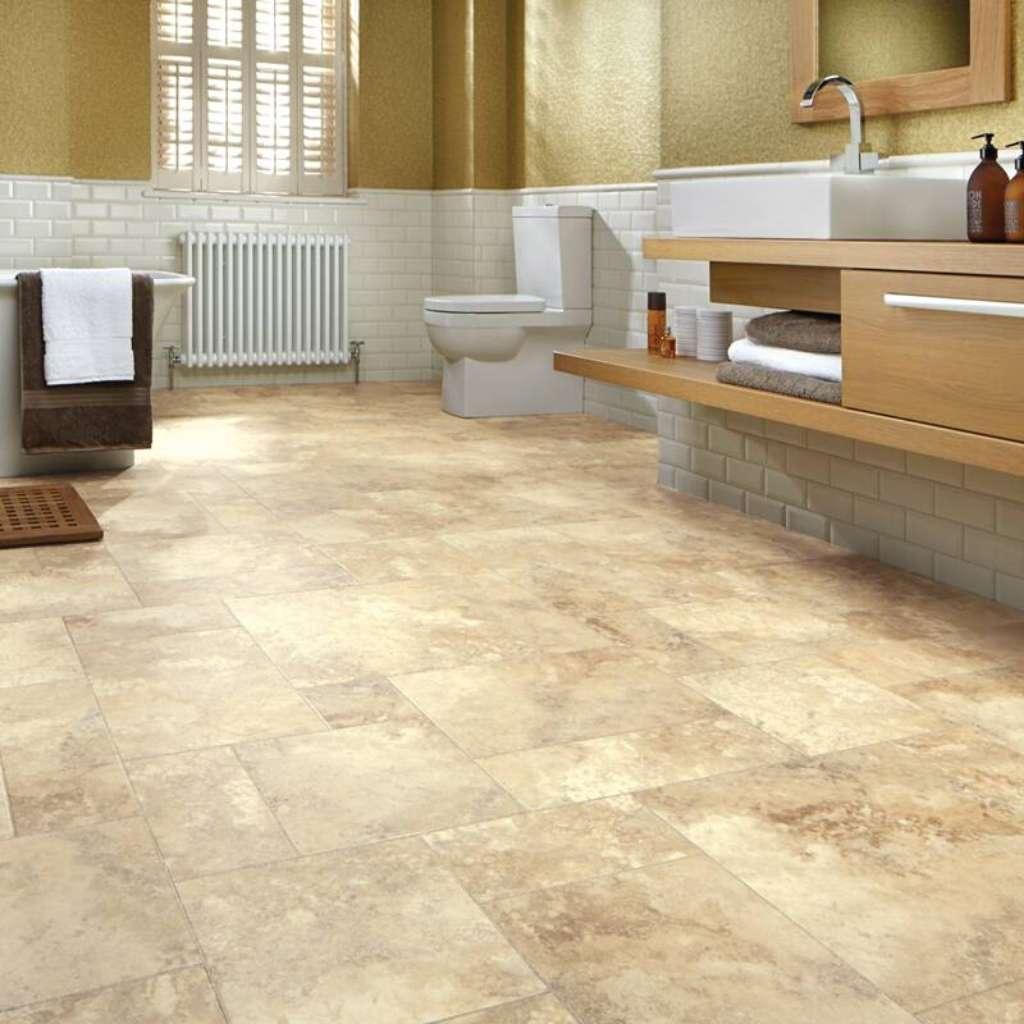 Brand: Karndean | Style: Limestone Tiles | Color: Jersey Limestone