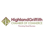 highland griffith chamber commerce
