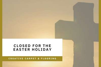 Closed for the Easter Holiday