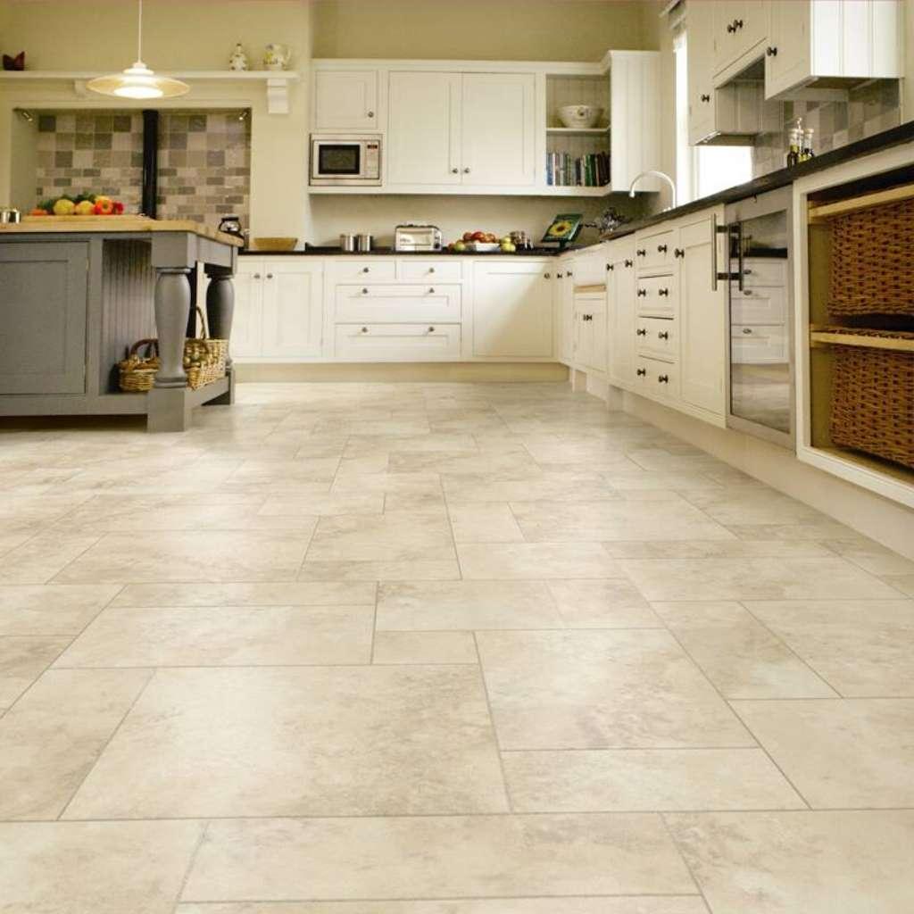Brand: Karndean | Style: Art Select Lime | Color: Alderney Limestone