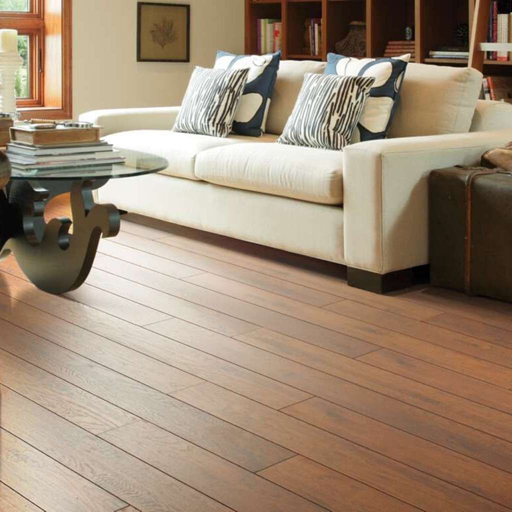 Brand: Shaw | Style: Tacoma Hickory | Color: Tellico Hickory