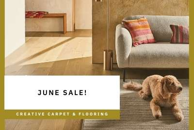Thumbnail - Flooring Sale June 2020