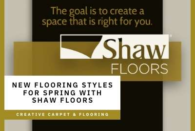 Thumbnail - New Flooring Styles for Spring with Shaw Floors