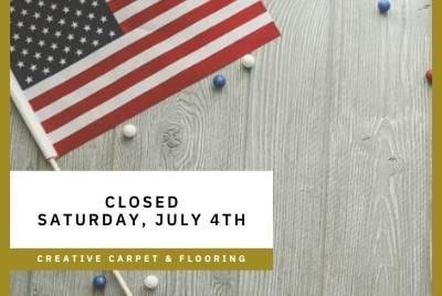 Thumbnail - Closed July 4th, 2020