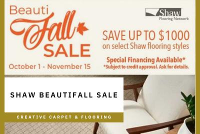 Thumbnail - Shaw BeautiFall