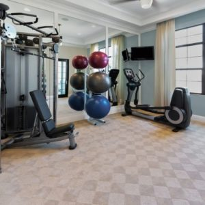 Flooring for Home Gyms