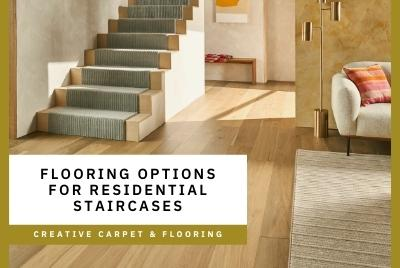 Thumbnail - Flooring Options for Residential Staircases