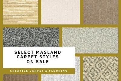 Thumbnail - Masland Carpet Styles on Sale