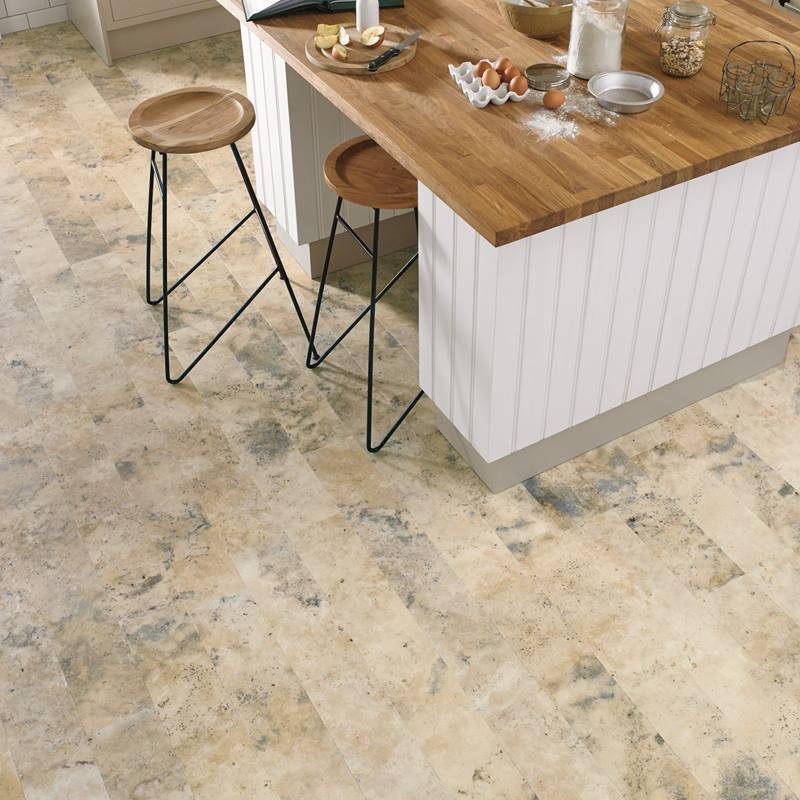 Brand: Karndean | Style: Travertine