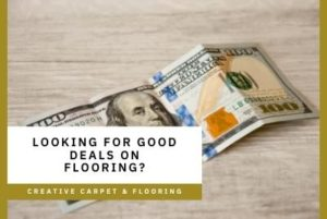 Looking for Good Deals on Flooring in Mokena, IL