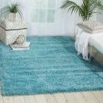 Brand: Nourison | Style: Amore | Color: Aqua