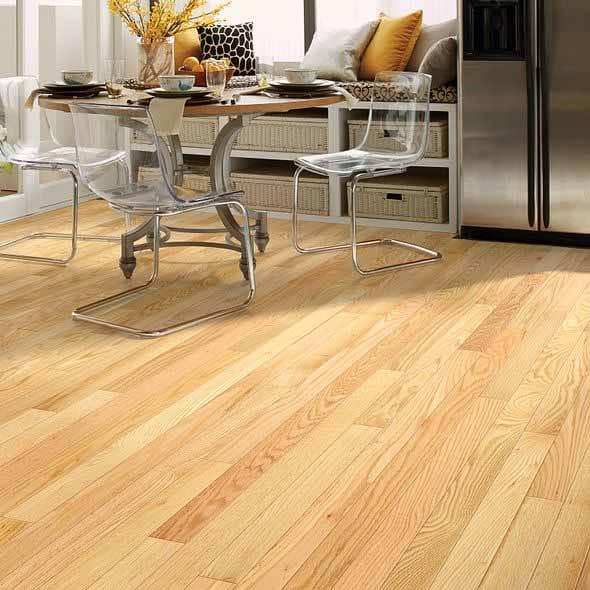 Brand: Shaw | Style: Bellingham | Color: Red Oak Natural
