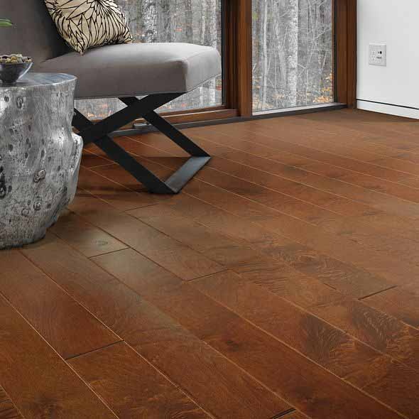 Brand: Shaw | Style: Clearwater | Color: Burnside