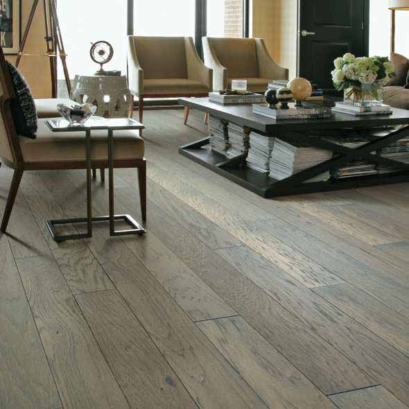 Brand: Shaw | Style: Raven Rock | Color: Brushed Greystone