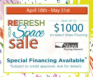 Shaw flooring products