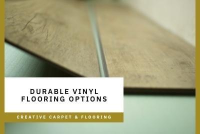 Thumbnail - Durable vinyl flooring options